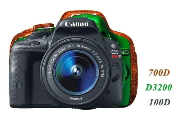 Canon-100D-VS-700D-VS-Nikon-D3200