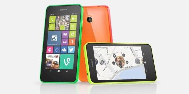 Nokia Lumia 635 via Nokia.com