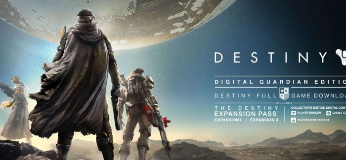Destiny On Xbox One Available For Pre-Download Today
