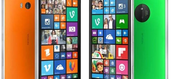 Lumia 'Denim' update bringing 4K video, faster camera & more