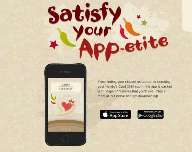 Nandos App