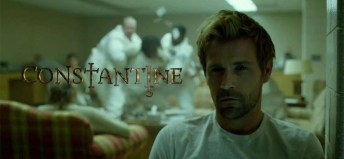 "Constantine Season 1 Episode 1: ""Non Est Asylum"" Review"