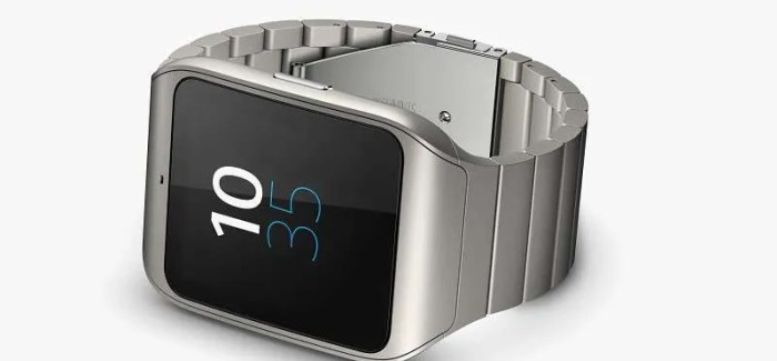 Sony SmartWatch 3: Stainless Steel Edition Review
