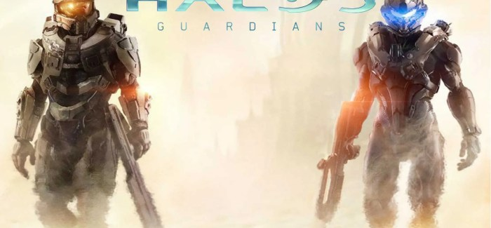 NEWS: Halo 5: Guardians Trailer & Release Date revealed