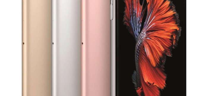 Apple announce iPhone 6S & 6S Plus, iPad Pro & a new Apple TV