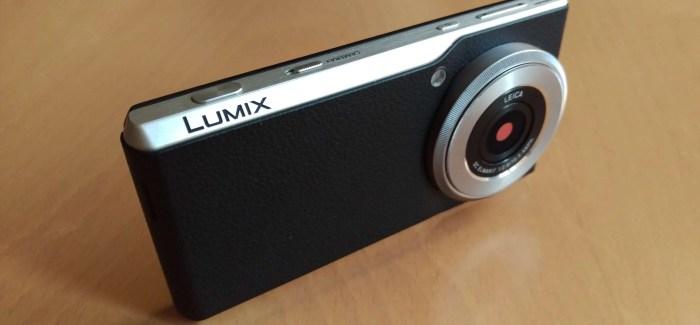 REVIEW: Panasonic CM1 Smartphone
