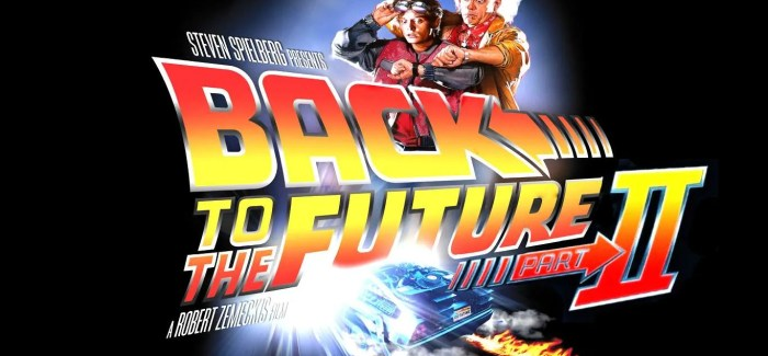 It's Back to the Future 2 Day!