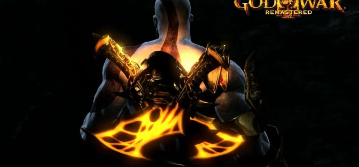 REVIEW: God of War 3 Remastered