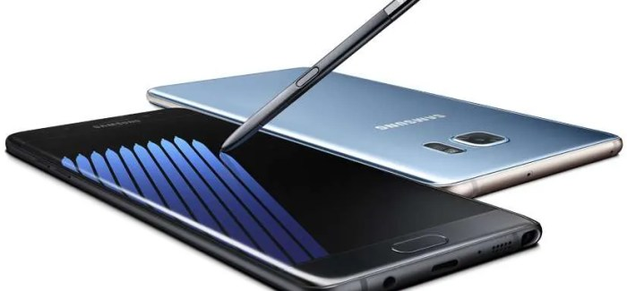Samsung Begins Galaxy Note7 Exchange Programme in UK and Ireland