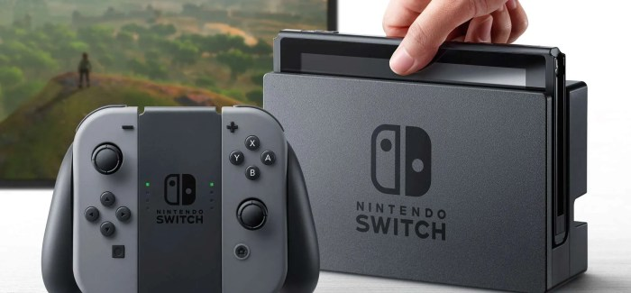 (UPDATED) Nintendo Switch: Everything You Need To Know
