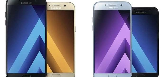 Samsung Announce New Galaxy A3 & A5 Smartphones