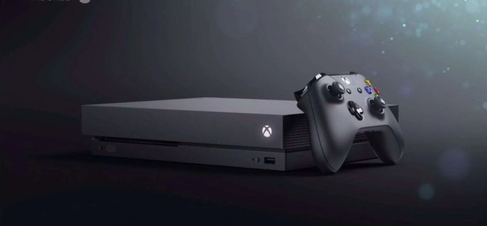 Xbox @E3 2017: Watch All The Trailers Here