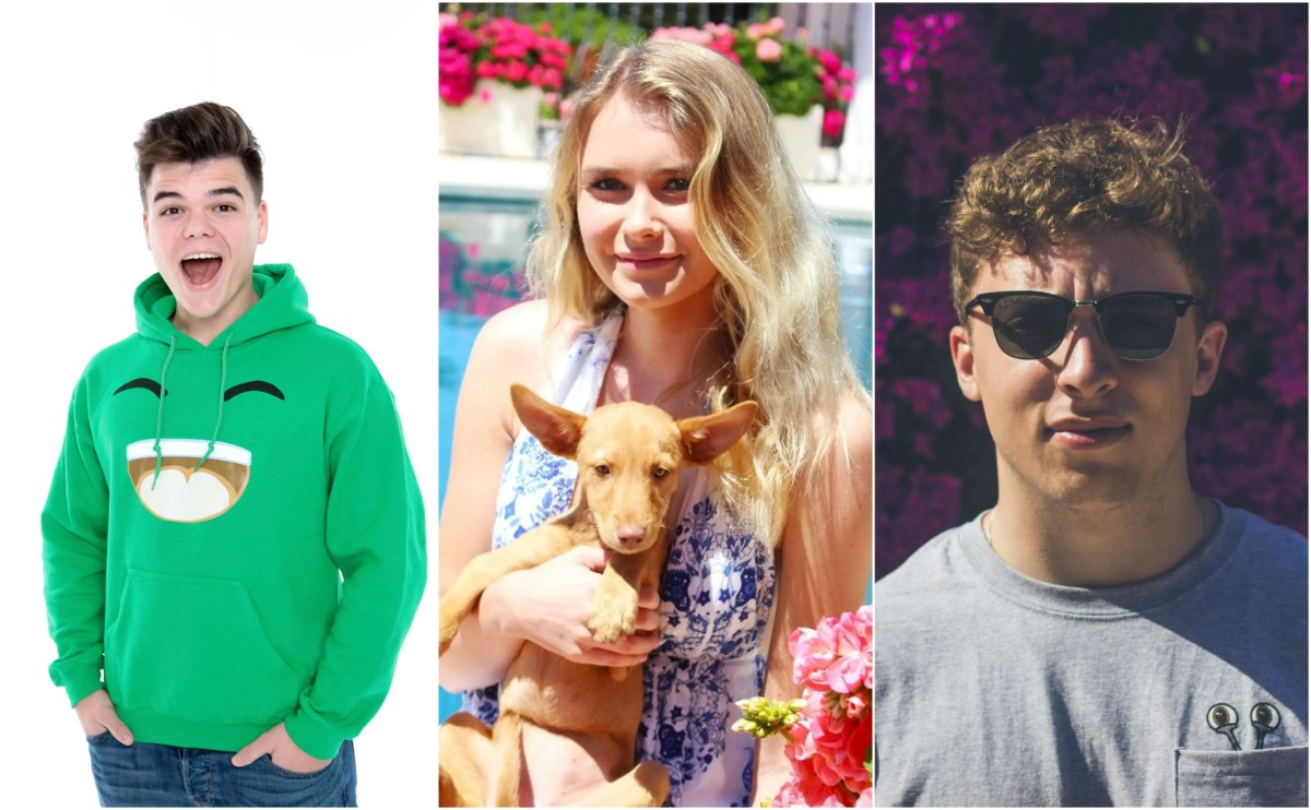 YouTube stars Slogoman, Jelly & IamSanna announced for PlayersXpo this October