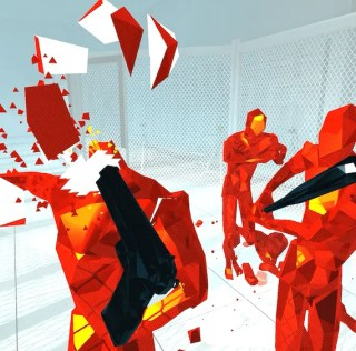 REVIEW: SUPERHOT VR (PSVR)
