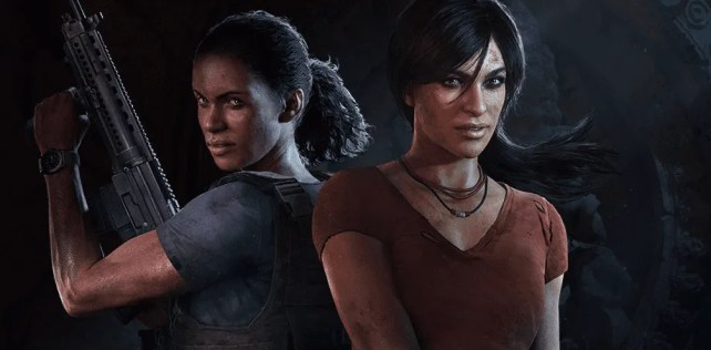 WATCH: 13 minutes of Uncharted: The Lost Legacy gameplay