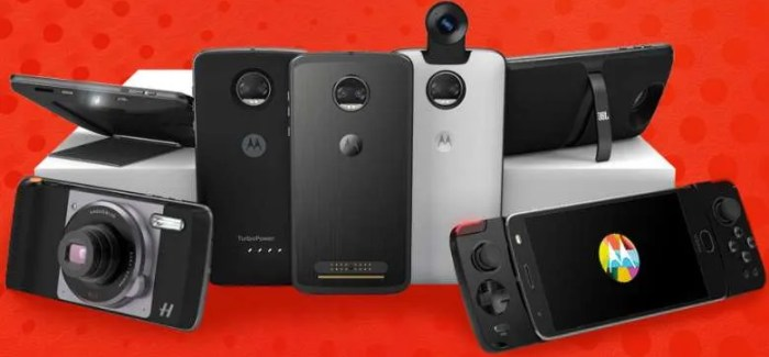 Motorola launches new products at IFA 2017