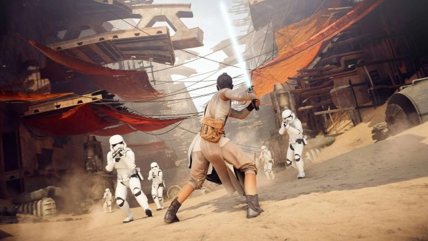 Review: Star Wars Battlefront II