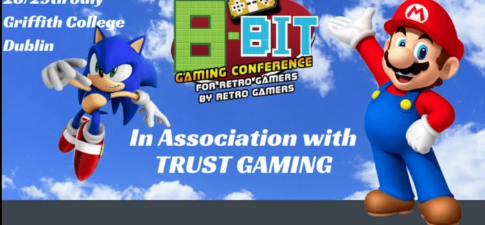 8-Bit Partners With Trust Gaming For Upcoming Conference