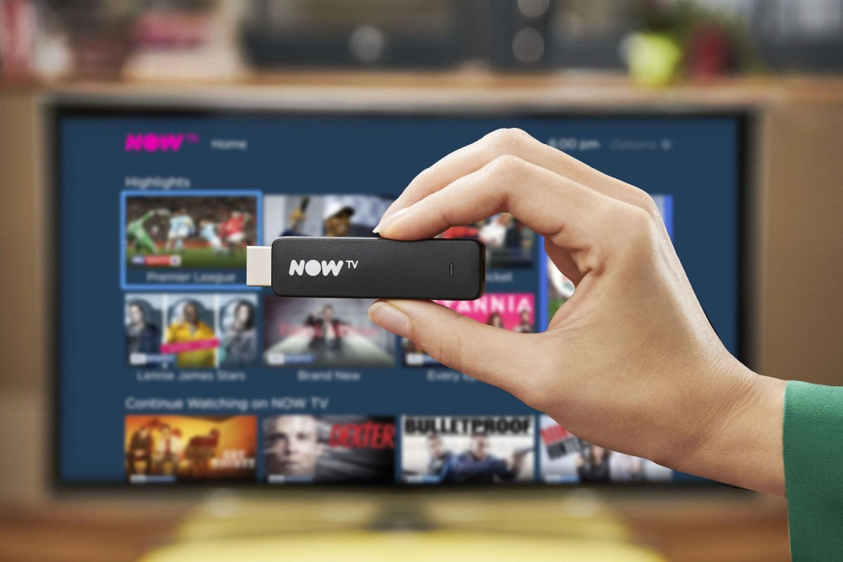 NOW TV Smart Stick launches June 18th in Ireland