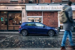 VW e-Golf - The Executive Edition