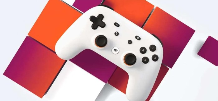 Google Stadia: Launching in Ireland in November for €9.99/month