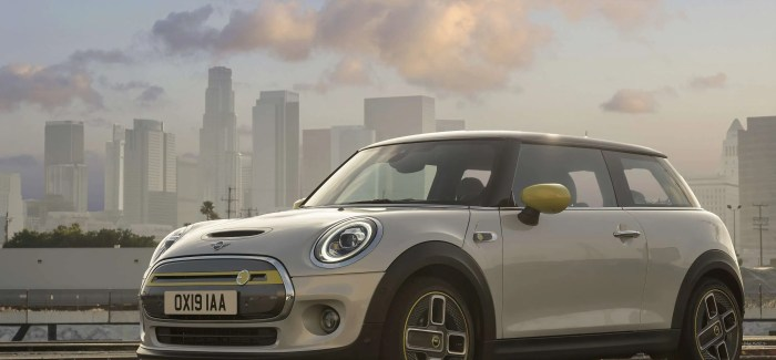 The First Ever MINI Electric