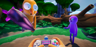 REVIEW: Trover Saves The Universe (PSVR)