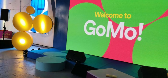 Ireland's Newest Mobile Network, GoMo, Launches Today – €9.99/Month for all calls, texts & 4G data