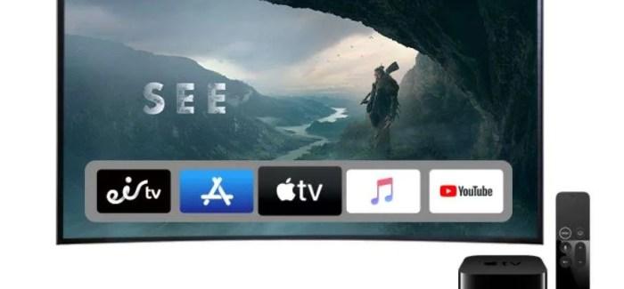 eir launches eir TV powered by Apple TV 4K