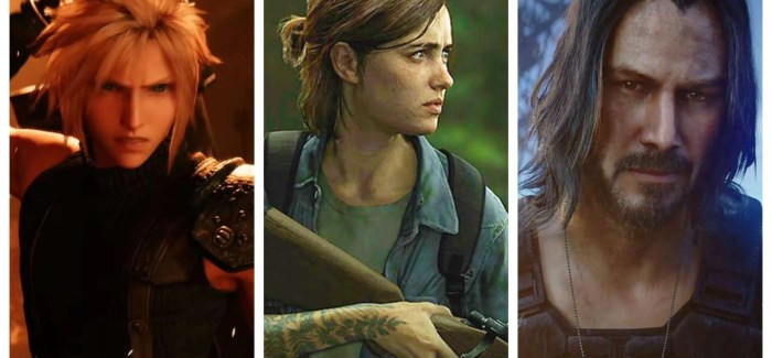 8 games we're looking forward to playing in 2020