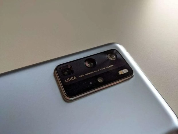 The Huawei P40 Pro Camera Module