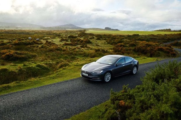 UFODRIVE Tesla Model S