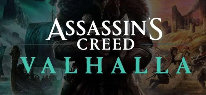 WATCH: Brand New 'Assassin's Creed Valhalla' World Premiere Trailer