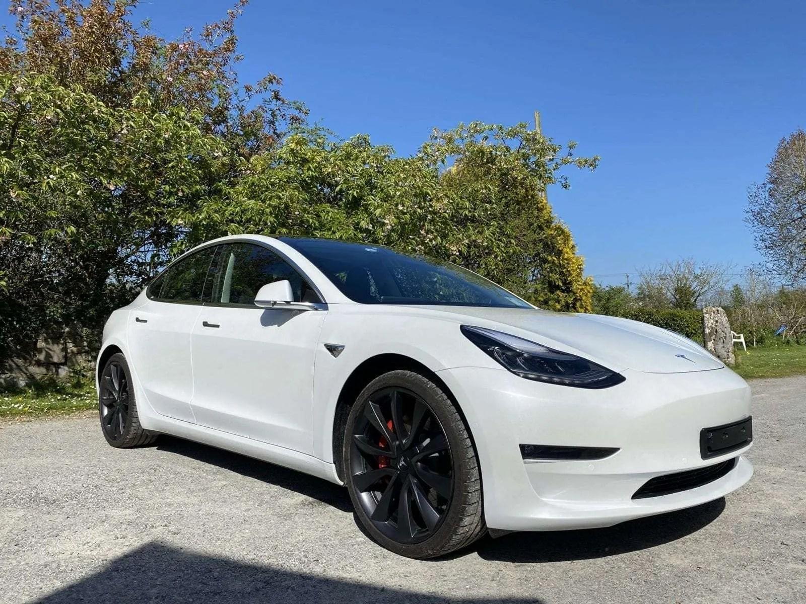 Tesla Model 3 Performance Review Ireland - Does it suit ...