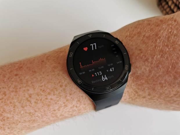 Huawei Watch GT2e Heart Rate