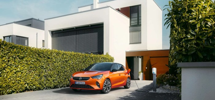 Opel Ireland Teams up with Energia to Offer Customers Smooth Transition to Electric Vehicles