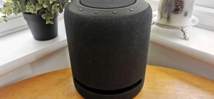 REVIEW: Amazon Echo Studio – Smart Speaker with Dolby Atmos built in
