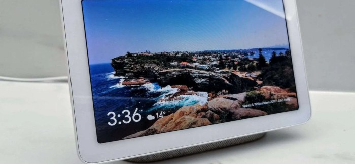 REVIEW: Google Nest Hub – A Google-Powered Smart Display