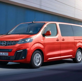 New Opel Zafira-e Life Offers Emissions-Free Travel for up to Nine Passengers