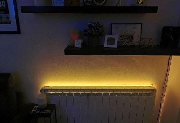 LIFX Beam light example