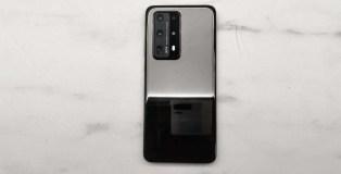 Huawei P40 Pro+ Rear Black