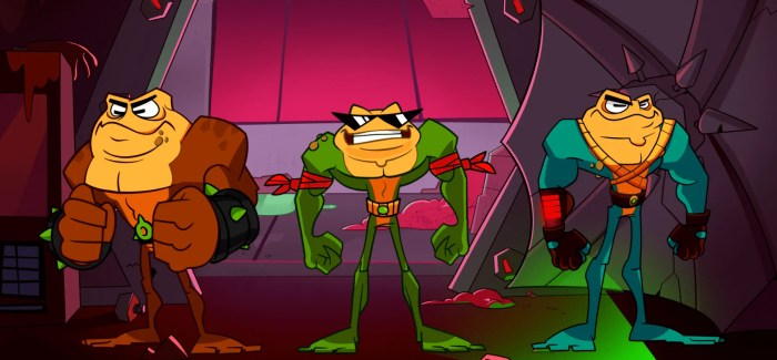 REVIEW: Battletoads