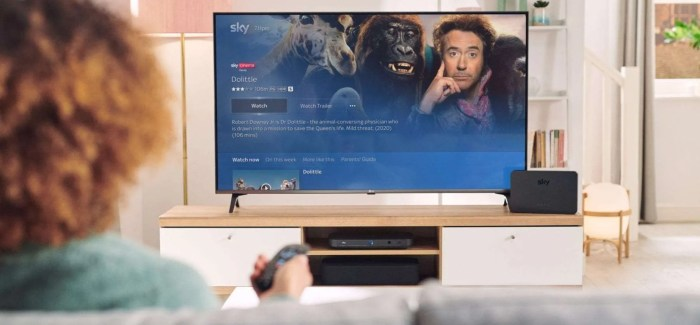 Sky Q adds 40+ HDR Movies & Improved Voice Search to the Platform