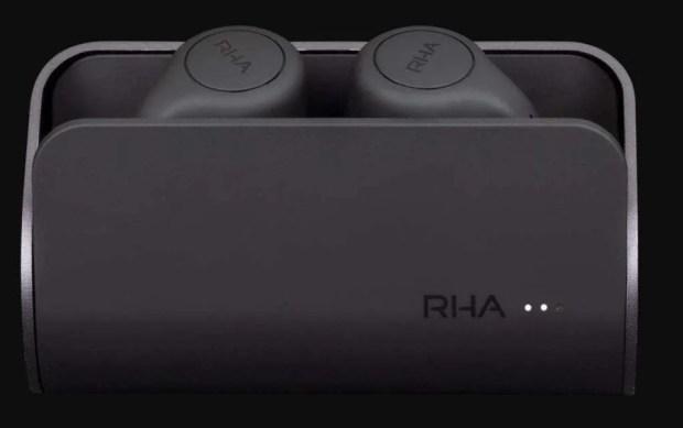 RHA TrueControl ANC wireless earbuds