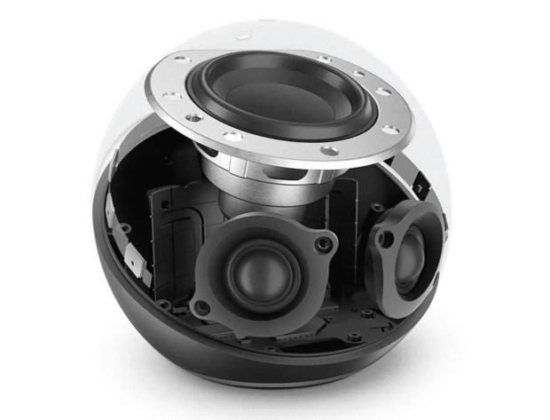 Whats inside the speaker