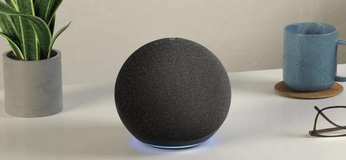 REVIEW: Amazon 2020 Echo and Echo Dot (Gen 4)