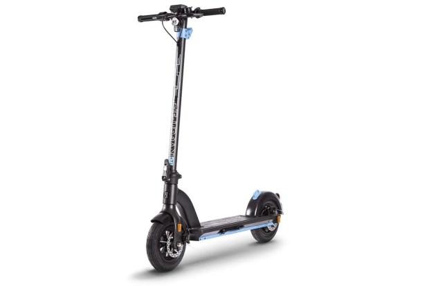 THE-URBAN xT1 black e-scooter Walberg