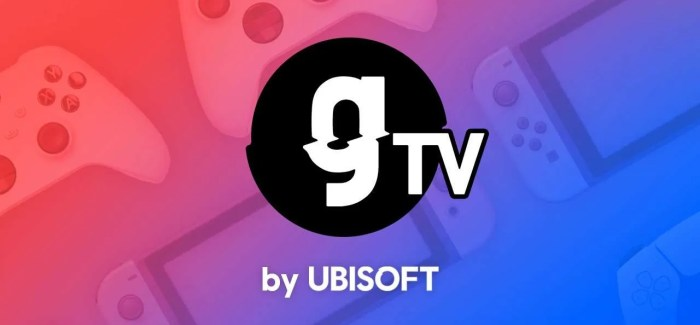 Ubisoft announces new gTV Gaming Channel – Arrives Tomorrow