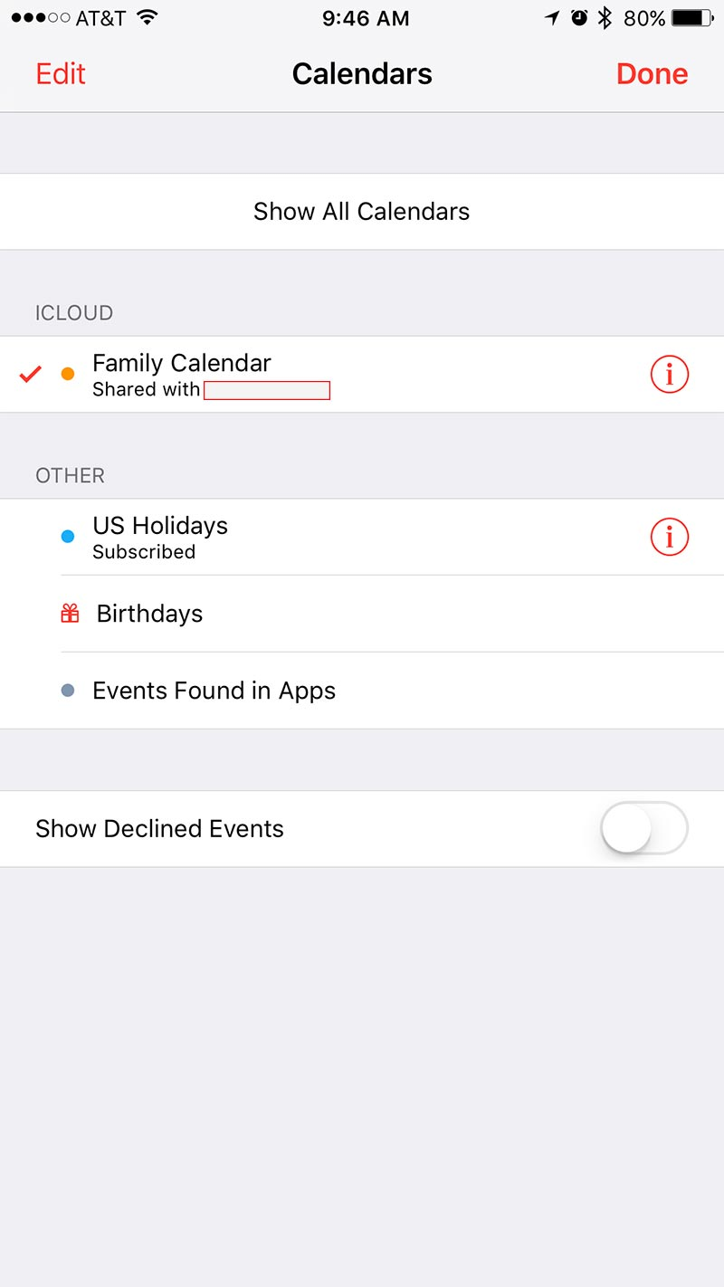 Shared Family Calendar No More Scheduling Issues The Efficient Dad