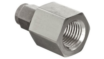 Stainless Steel 12 Compression X 12 FPT Fitting